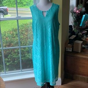 Mint Green Spring Dress